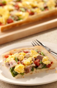 hearty pizza for the whole family, have your children help you with ...
