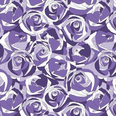 Painted rose  #art #print #rose #textile #surface #pattern #design #illustration #printdesign #graphic #flower #floral