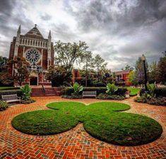 University Of Richmond, Eternal Love, Virginia, Sidewalk, River, City, Walkways, Pavement, Rivers