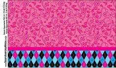 Pink Monster High: Free Printable Candy Bar Labels. - Is it for ...
