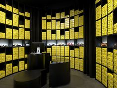66 Gallery and Botas Concept Store / A1 Architects