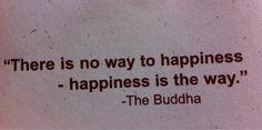 From Gautama Buddah himself