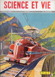SCIENCE ET VIE - N. 395 Agosto 1950