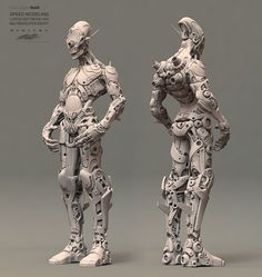 Luxology Gallery: Cyborg just love it one of these days im doing one of those! follow us http://pinterest.com/koztar/