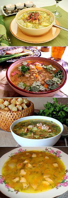 7 рецептов мясного горохового супа / Простые рецепты