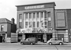 Dublin's Fairview Grand Cinema 1967 - Gone like most of the old cinemas, just thinking how handy the cinema was - late shows Friday and Saturday . From Old Dublin Town. Love Ireland, Dublin Ireland, Ireland Travel, Old Pictures, Old Photos, St Matthews Church, Irish Landscape, Castles In Ireland, Irish Culture