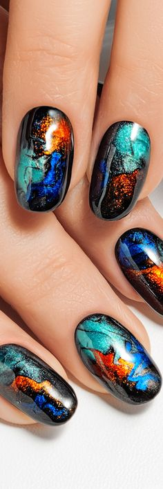 TOP 50 The Most Brilliant Nails In The World! - Page 36 of 50 - UseYourFashion.com