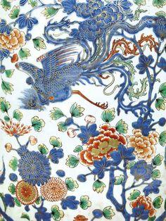 Potiche en porcelaine, Dynastie Quing, époque Kangxi (1662 - 1722)