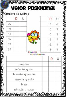 First Grade Math Unit 12 Adding 3 Numbers Place Value Worksheets, I Love Math, Subtraction Worksheets, Tens And Ones, Social Trends, Dual Language, Free Math, First Grade Math, Word Problems