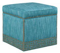 Madison Square Ottoman - SS0004 Scalamandre Furnishings http://www.scalamandre.com/custom/tear_sheets/SS0004.pdf