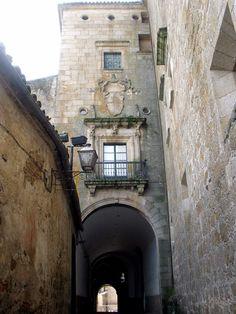 Palacio del Marques de Mirabel Plasencia(Cáceres).España