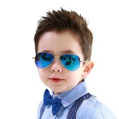 366de73cdf5 Aviation Style Children s Sunglasses 100% UV Protection Baby Sunglasses