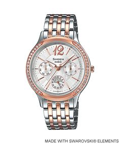 CASIO SIAM สยามคาสิโอ จำหน่าย นาฬิกาข้อมือ - SHE-3030BSG-7A