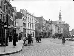 Markt Den Bosch (jaartal: 1930 tot 1940) - Foto's SERC
