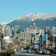 Cambie Street #Vancouver