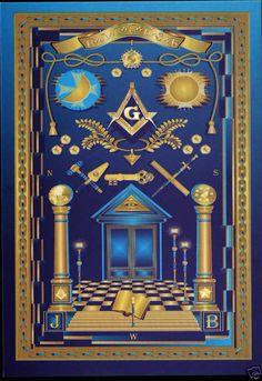Freemasonry:  #Freemasonry Tableau.