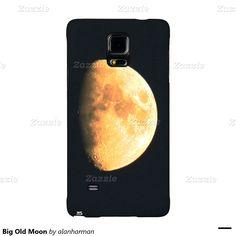 Big Old Moon Galaxy Note 4 Case