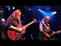 "The Allman Brothers Band is an American ""Southern Rock"" band  from Macon, Ga., who incorporated blues, jazz, and country into their music."