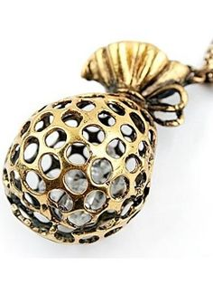 Fashion Bag Necklace