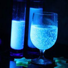 Glow in the Dark Food | AllFreeKidsCrafts.com