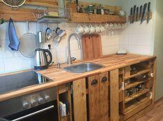 Pallet Interior for Kitchen (11)