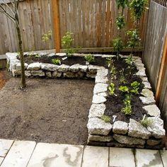 Northwest Native Landscapes: Fremont Townhouse Edible Garden