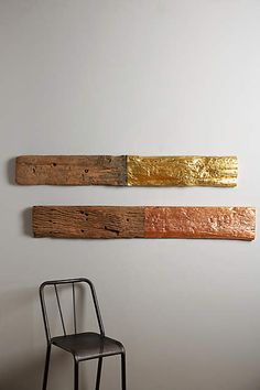 Gilded Grain Wall Sculpture - anthropologie.com #anthrofave