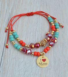 1bd8c3432977 PULSERAS   PULSERA I LOVE MOM (YO AMO A MAMÁ)  bisuteria  pulseras   bisuteriapulseras  bisuteriapulserasargentina  bisuterias  pulsera   argentina