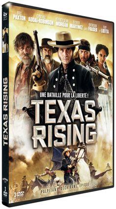 TEXAS RISING (Concours) 3 Coffrets DVD à gagner