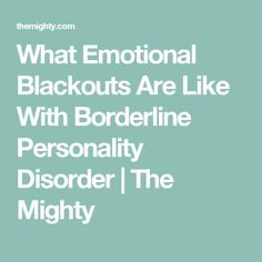 The Myths and Realities of Dating With Borderline Personality Disorder Mental Health Illnesses, Mental Health Awareness, Mental Illness, Nervous Breakdown, Mental Breakdown, Mental Disorders, Bipolar Disorder, Boarderline Personality Disorder, Borderline Personality Disorder Relationships
