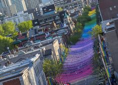 The Gay Village Montreal Montreal, Attraction, Gay