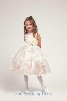 Flower girl dresses for weddings light yellow wedding flower girl ivory flower girl dress mightylinksfo