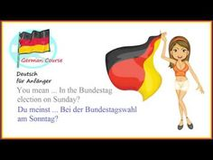 German Course 41 Politik   Deutsch für Anfänger German Course, Winnie The Pooh, Youtube, Disney Characters, Fictional Characters, Family Guy, Guys, Germany, Politics