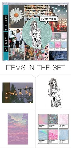 """""""Travel Mixtape for summer"""" by prettylittletimelord on Polyvore featuring art"""