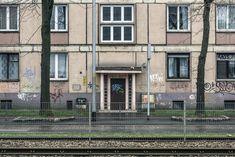 https://flic.kr/p/EbitvF | Piłsudskiego 1-5 | Residential Built: 1960-65 Architect: unknown Wrocław, Poland  Portfolio Facebook Instagram Steepshot