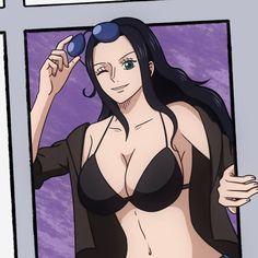 One Piece Meme, Watch One Piece, One Piece Funny, One Piece Comic, Zoro And Robin, Nico Robin, Weekender, Anime Girl Hot, Manga Girl
