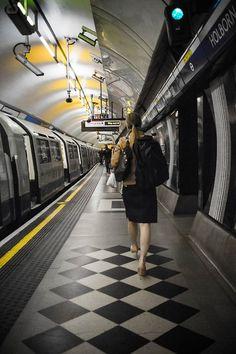 Tube Station, London England