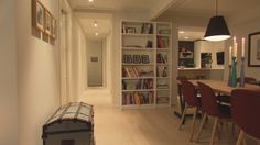 Bolig Korsvoll - Superoppusserne - TV3 - Spisestue Loft, Bed, Interior, Furniture, Home Decor, Decoration Home, Stream Bed, Indoor, Room Decor