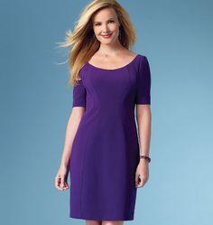 PAPER PATTERN  Butterick 5998 Misses'/Women's Dress sewing pattern