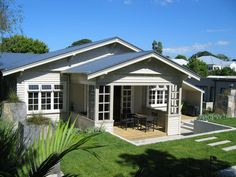 Covered porch, not at front door Bungalow Extensions, Bungalow Renovation, Porch, Shed, Outdoor Structures, Doors, Mansions, House Styles, Outdoor Decor