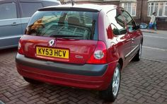 2004 Renault Clio 1.2 Dynamique 2 Owners Ideal First Car Bargain | United Kingdom | Gumtree