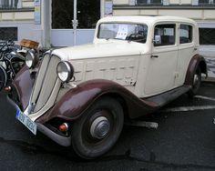1934 Praga Super Piccolo