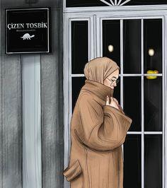 New fashion sketches wallpaper 36 ideas Hijab Drawing, Guy Drawing, Drawing Faces, Girl Cartoon, Cartoon Art, Tmblr Girl, Islamic Cartoon, Anime Muslim, Hijab Cartoon