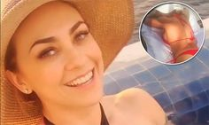 ¿Quién dijo frío? Aracely Arambula y su foto más sexy en bikini