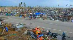 De gevolgen van een orkaan
