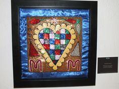 """Dentro del marco del Festival de la Cultura del Caribe 2017 se presentó en Casa Cultura Cancun Los Drapos del arte Vudú de Haití, la obra se inauguro con el embajador de este país invitado, el Sr. Guy Lamothe. Los Drapos son una especie de tapices realizados con lentejuelas o chaquira y que son creados en Haití, son obras elaboradas por sarcedotes o Sacerdotizas Vudú, a los que le llaman """"Hougans"""" o """"Mambo"""""""