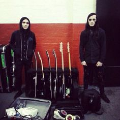Most Important Things Ever • Hi! There is the next part in the Motionless in...