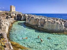 Marina Serra, Lecce, Puglia
