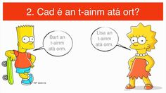 Slide 1 / Intro: Welcome to video content from the Irish Department at St Paul's High School, Bessbrook. Gaelic Words, 6 Class, School Classroom, Classroom Ideas, Foreign Languages, Primary School, Irish, How To Apply, How To Plan