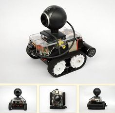 how to make android mobile phone controlled bluetooth robot